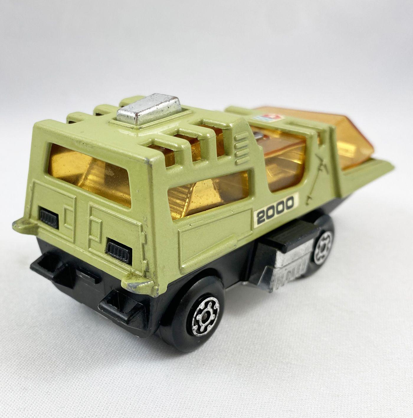 Matchbox's Adventure 2000 (1977) - K-2001 Raider Command (occasion)
