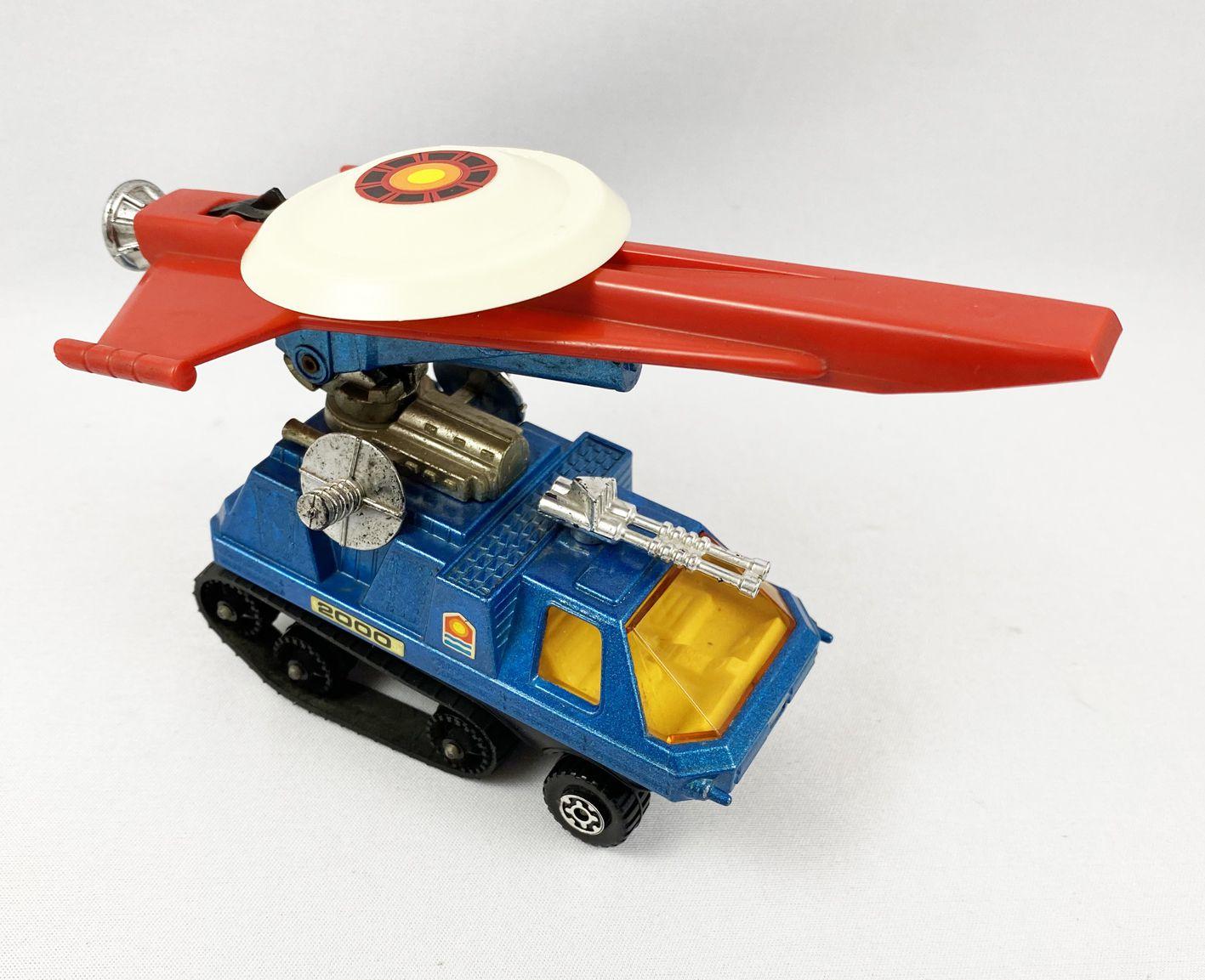 Matchbox's Adventure 2000 (1977) - K-2006 Shuttle Launchers (occasion)