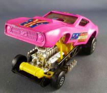 Matchbox Speed King K-38 Dragster Ford Mustang Gus\'s Gulper Rose