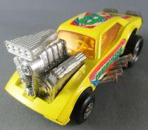 Matchbox Speed King K-43/44 Yellow Cambuster Bazooka 1973