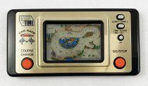 Matsushima - Handheld Game & Time - Car Race (loose)