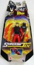 Mattel - The Batman - Crimson Rage Batman
