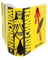 Mattel - Watchmen Club Black Freighter - Nite Owl