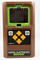 Mattel Electronics - Pocket Electronic Games - Soccer (loose)