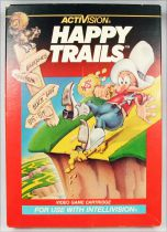 Mattel Electronics Intellivision - Activision\'s Happy Trails
