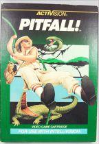 Mattel Electronics Intellivision - Activision\'s Pitfall!