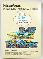 "Mattel Electronics Intellivision - B-17 Bomber ""Intellivoice\"""
