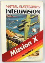 Mattel Electronics Intellivision - Mission X