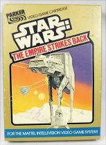 Mattel Electronics Intellivision - Parker\'s Star Wars : The Empire Strikes Back