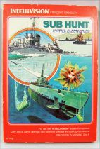 Mattel Electronics Intellivision - Sub Hunt