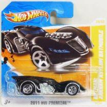 Mattel Hot Wheels - Batman Arkham Asylum - Batmobile