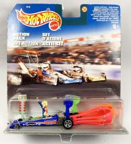 Mattel Hot Wheels - Dragsters (Pack Action) Ref.18736 (1997)