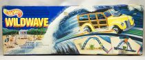 Mattel Hot Wheels - Wildwave Stunt Set (Looping Hawai) Ref.9093 (1990)