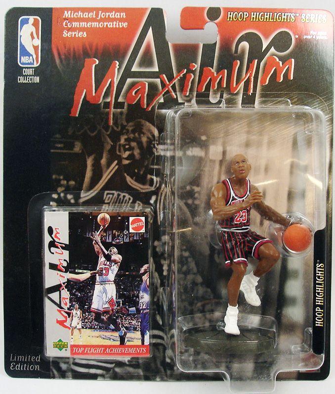 Maximum Air Basket Ball Rookie Of The Year Michael Jordan