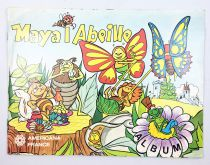 Maya l\'Abeille - Album collecteur de vignettes Americana France