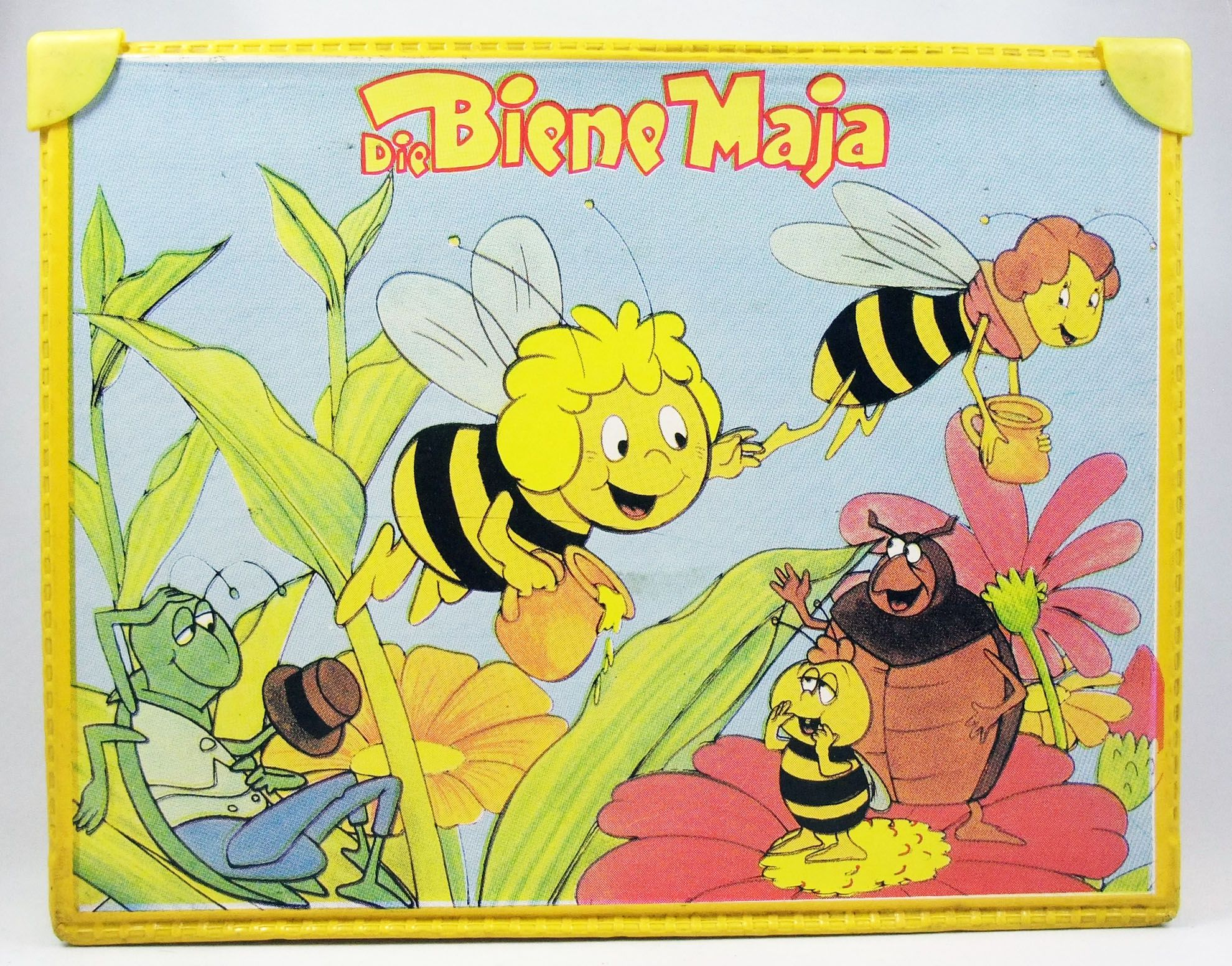 Maya l\'abeille - Malette de rangement en vinyle - Forty Four Holland