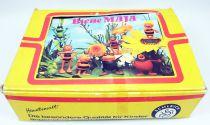 Maya l\'abeille - Schleich 1976 - Boite présentoir de magasin de 50 figurines Maya