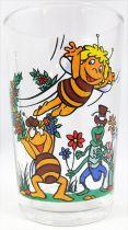 Maya l\'abeille - Verre à moutarde - Maya, Willi & Flip triomphent