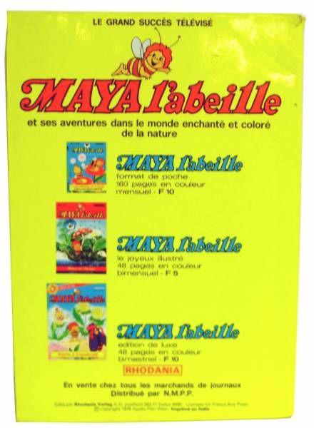 Maya the Bee - Rhodania Super Monthly Album #1