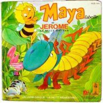 Maya the Bee - Story & Music 45s - Maya & Jerome the centipede