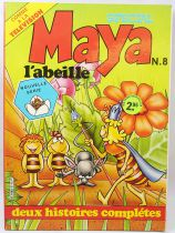 Maya the Bee -Special album Issue #8 - Télé-Guide Euredif