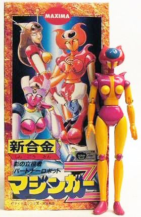 Mazinger Angels - Aphrodai A - Maxima (mint in box)