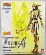 "Mazinger Angels - Bandai Soul of Chogokin GX-12MAG - Venus A \""Queen of Gold\"""