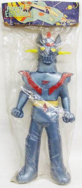 Mazinger Z - 12'' bootleg plastic figure
