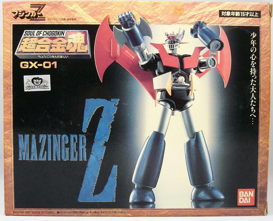 Mazinger Z - Bandai Soul of Chogokin GX-01