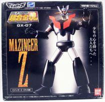 "Mazinger Z - Bandai Soul of Chogokin GX-07 - Mazinger Z \""OAV version\"""