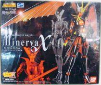 Mazinger Z - Bandai Soul of Chogokin GX-09MAB - Minerva X \'\'La Sirene de Noir\'\' (Mazinger Angel\'s)