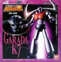 Mazinger Z - Bandai Soul of Chogokin GX-25 - Garada K7