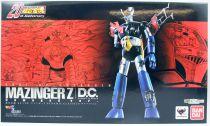 Mazinger Z - Bandai Soul of Chogokin GX-70D - Mazinger Z Damaged ver. Dynamic Classics