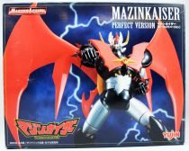 "Mazinkaiser - Yujin - Mazinkaiser Perfect Version - Die-cast metal 8"" robot"