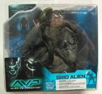 McFarlane - Alien vs Predator series 1 - Grid Alien