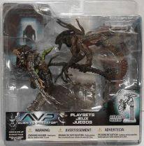 McFarlane - Alien vs Predator series 2 - Alien attacks Predator