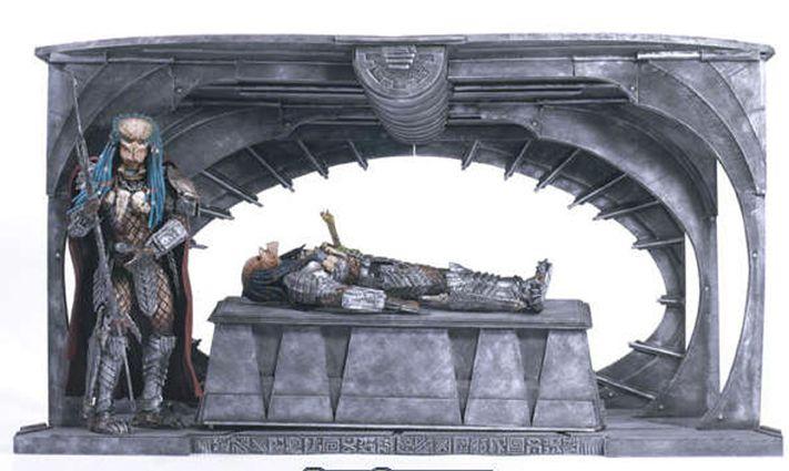 ALIEN VS PREDATOR BIRTH OF THE HYBRID McFarlane