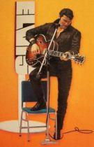 McFarlane Elvis Presley \'68 comeback special 12 inches