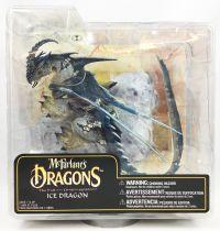 McFarlane\'s Dragons - Ice Clan Dragon (series 6)