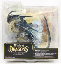 McFarlane\'s Dragons - Ice Clan Dragon (series 6)
