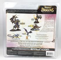 McFarlane\'s Dragons - Warrior Clan Dragon (series 6)