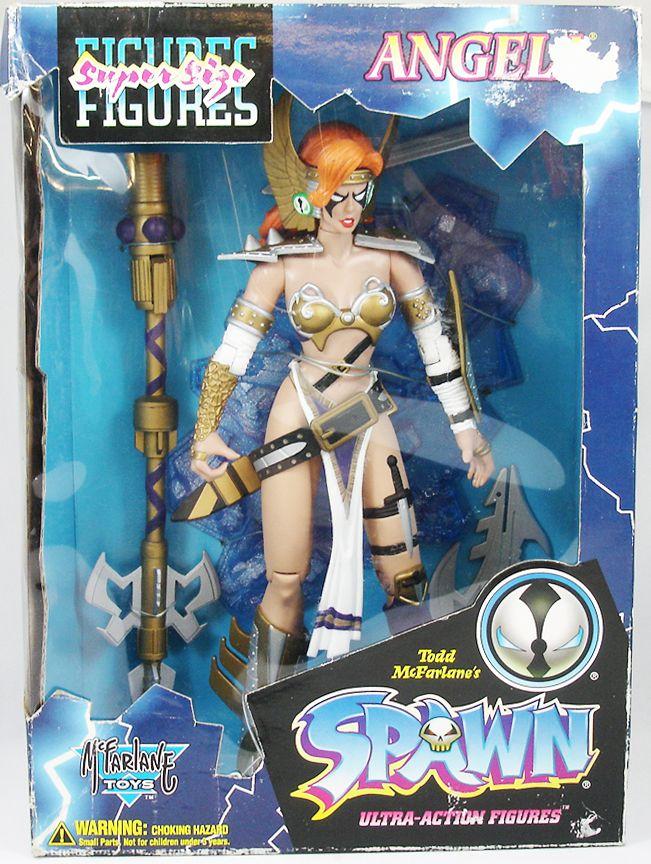 McFarlane\'s Spawn - Angela Super-Size figure