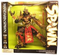 McFarlane\\\'s Spawn - Mandarin Spawn 2 Super-Size figure
