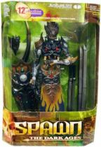 McFarlane\'s Spawn - Mandarin Spawn The Scarlet Edge Super-Size figure
