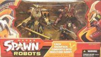 McFarlane\'s Spawn - Manga Spawn Robots 2-pack
