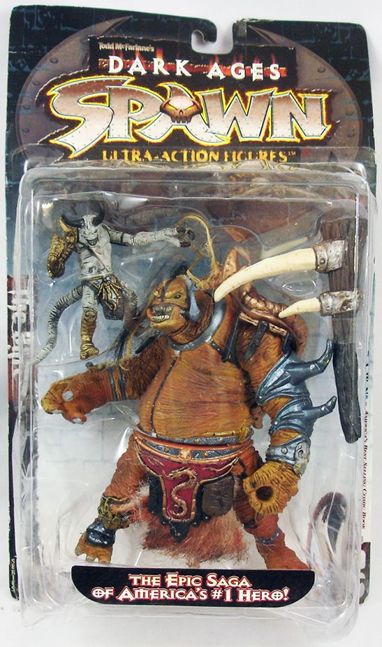 McFarlane\'s Spawn - Serie 11 (Dark Ages) - The Ogre