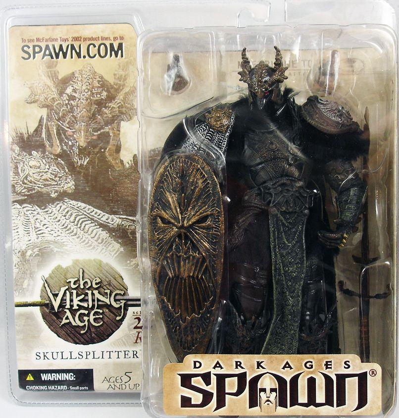 McFarlane\'s Spawn - Serie 22 R3 (The Viking Age) - Skullsplitter