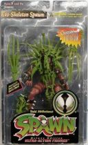 McFarlane\'s Spawn - Series 04 - Exo-Skeleton Spawn (exclusive green edition)