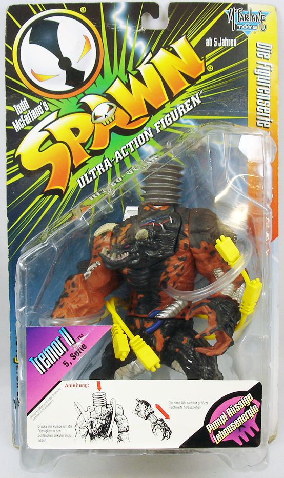 McFarlane\'s Spawn - Series 05 - Tremor II
