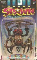 McFarlane\'s Spawn - Series 09 (Manga Spawn) - Manga Clown repaint